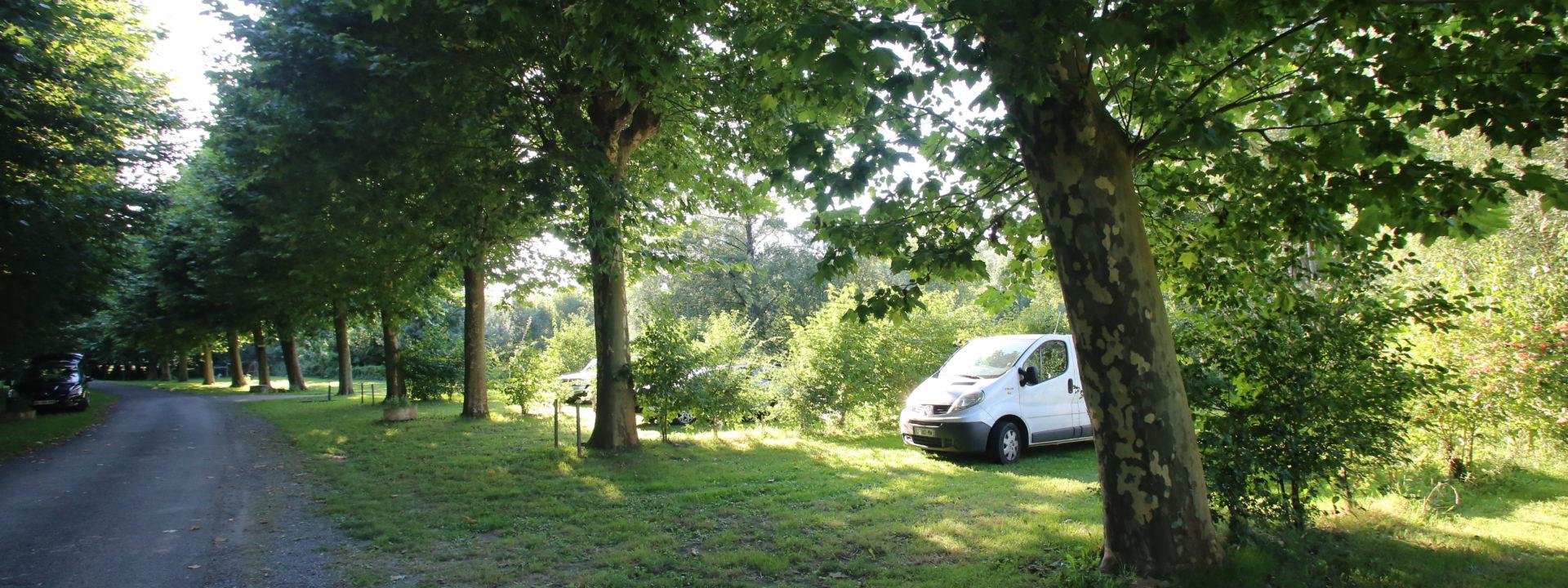 Camping dans le Marais Poitevin